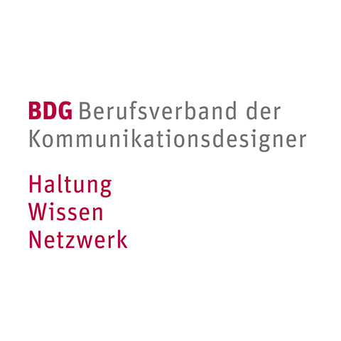 BGD Berufsverband der Kommunikationsdesigner Website